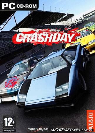 Игры Скачать Бесплатно, Скачать Бесплатно без регистрации Crashday День кру